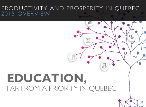 Education, far from a priority in Quebec