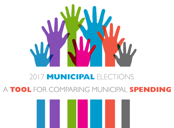 2017 Municipal elections : A tool for comparing municipal spending