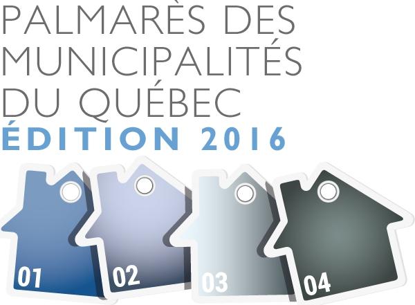 Palmarès des municipalités du Québec – Édition 2016