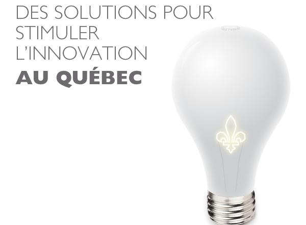Des solutions pour stimuler l'innovation au Québec