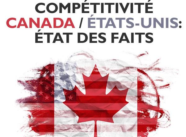 Évolution de la compétitivité des industries canadiennes par rapport à celles des États-Unis