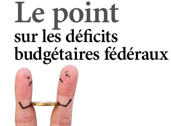 Stratégie budgétaire fédérale : Les générations futures risquent d'en payer le prix