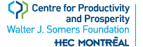 Centre for Productivity and Prosperity Walter J. Somers Foundation Logo