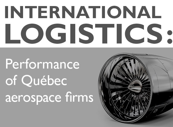 The performance of Québec aerospace firms in global supply chain management