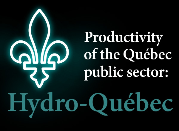 Productivity in the Quebec Public Sector – Hydro-Québec
